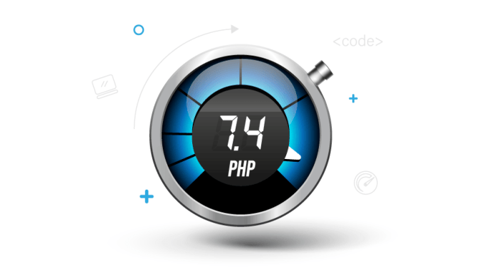PHP 7.4