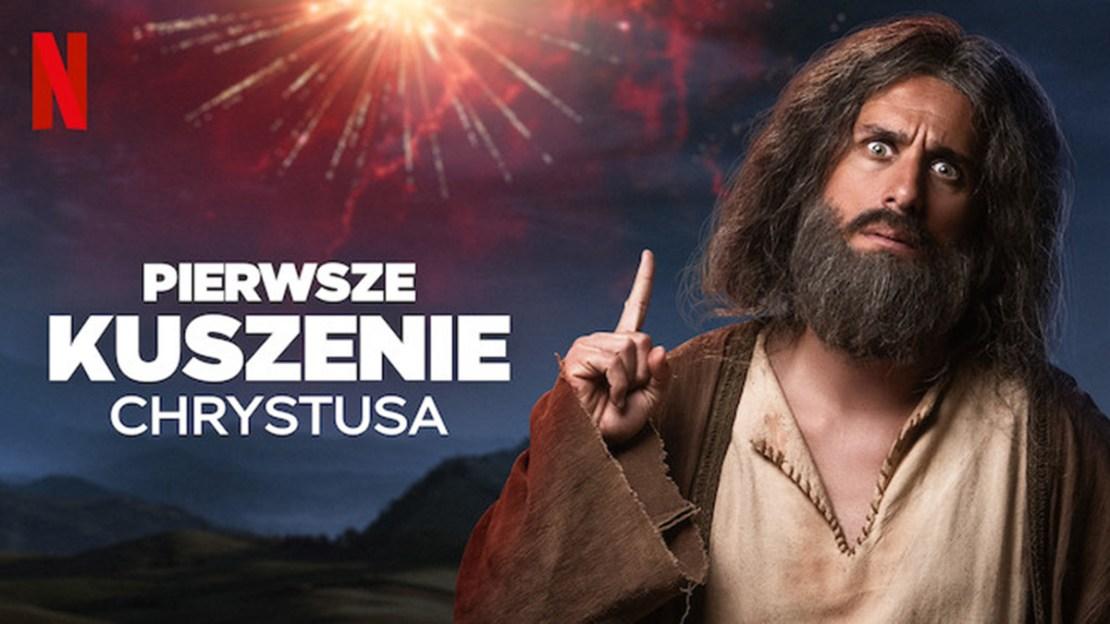 Pierwsze kuszenie Chrystusa (Netflix film, 2019)