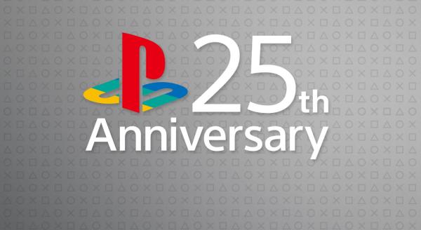 PlayStation obchodzi swoje 25-lecie! 🎮