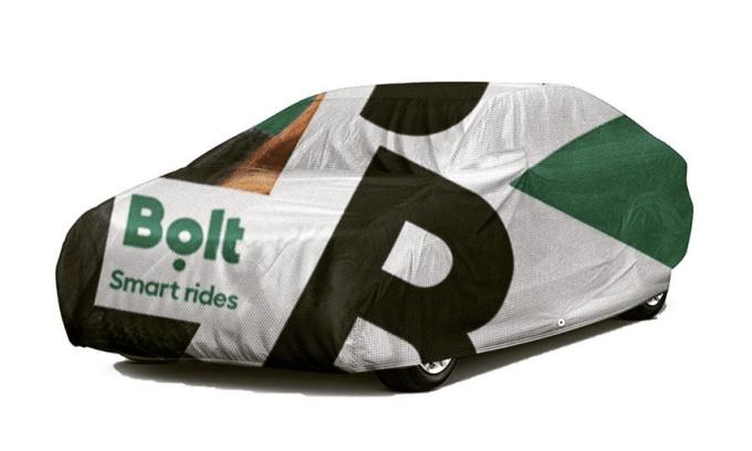 Pokrowiec na samochód UB3R marki Bolt