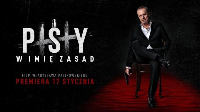 """""""Psy 3. W imię zasad"""" premiera 17 stycznia 2020 r. (oficjalny zwiastun)"""