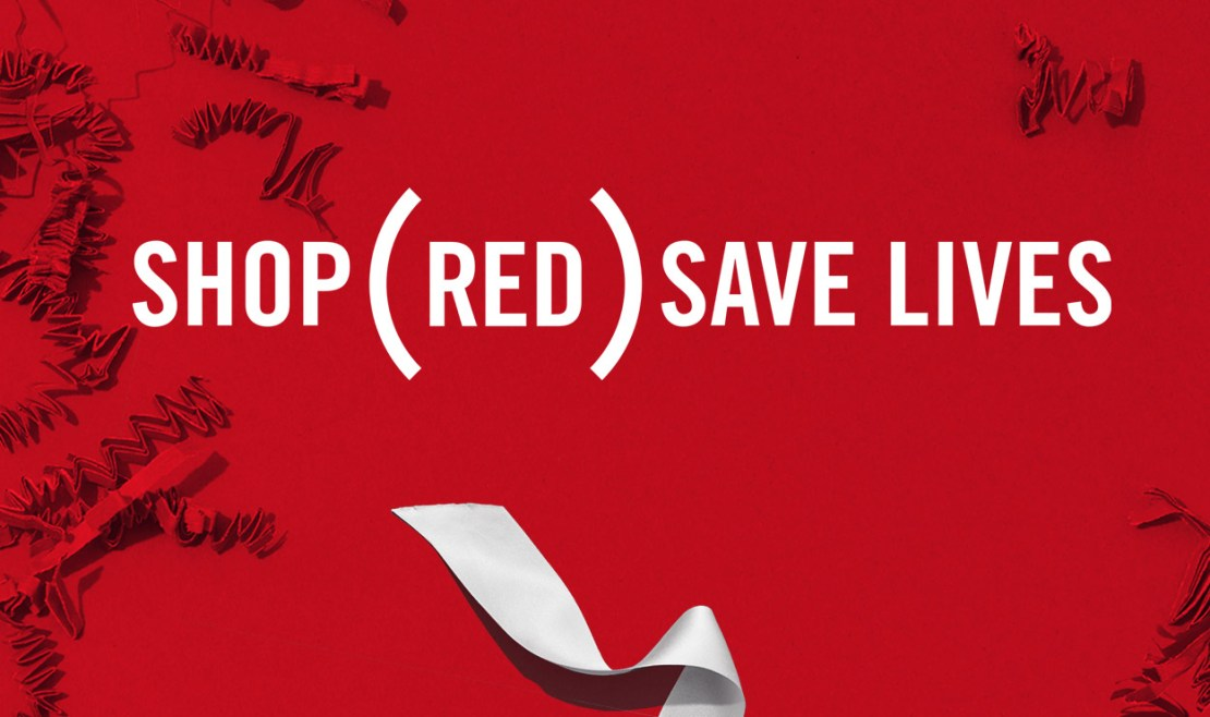 Shop (RED) Saves Lives