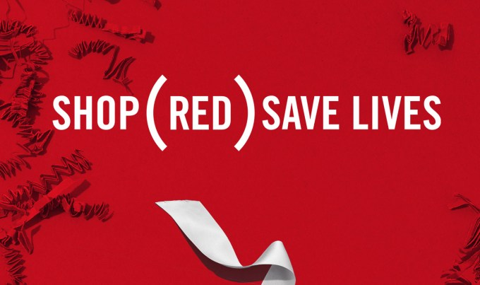 Shop (RED) Saves Lives
