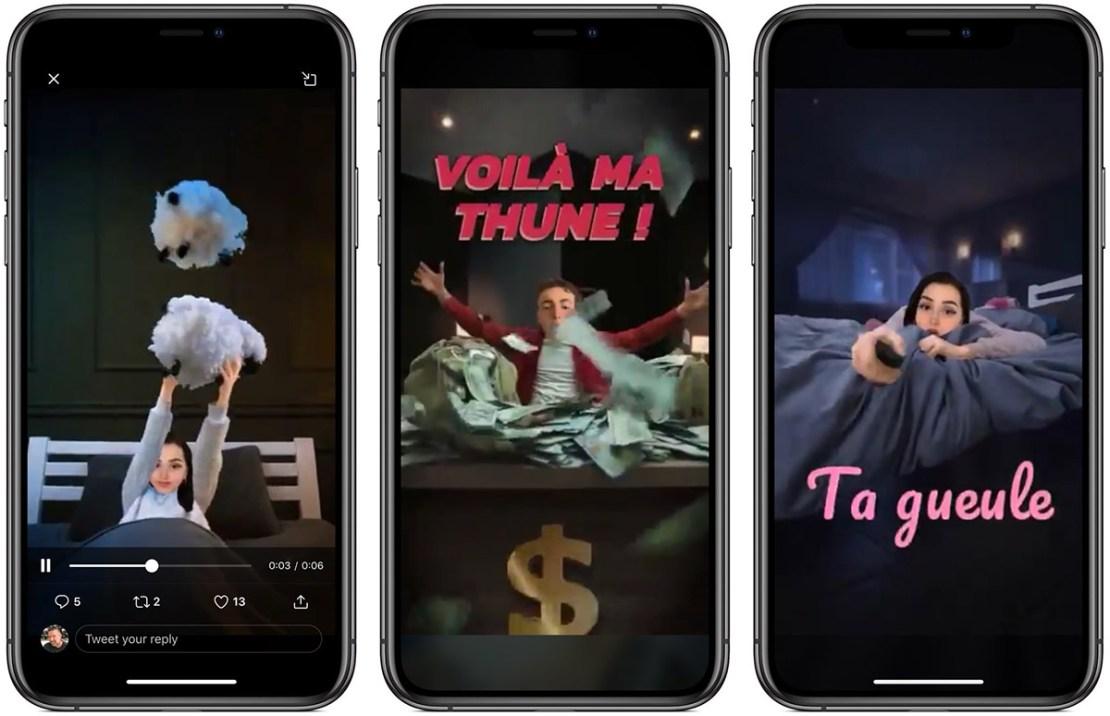Snapchat Cameo – przykłady