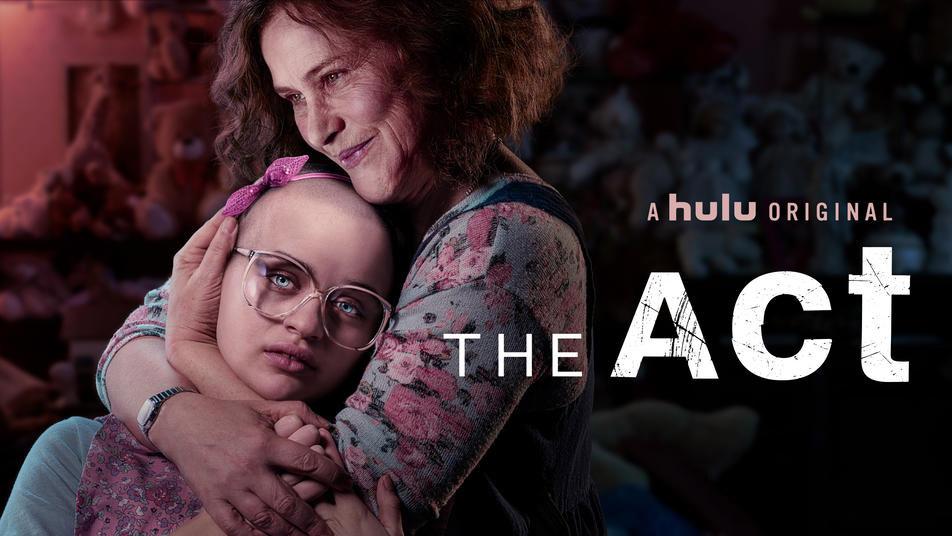 "Serial ""The Act"" (hulu, 2019)"