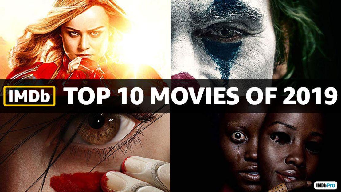 TOP 10 filmów 2019 roku (IMDb)