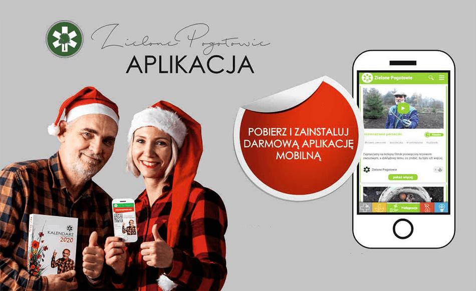 Webowa aplikacja mobilna Zielone Pogotowie