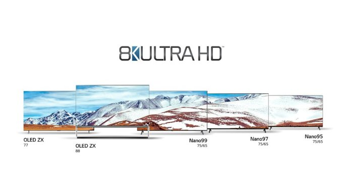 LG 8K UltraHD