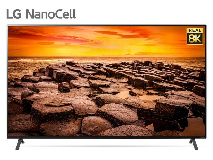 LG NanoCell Real 8K