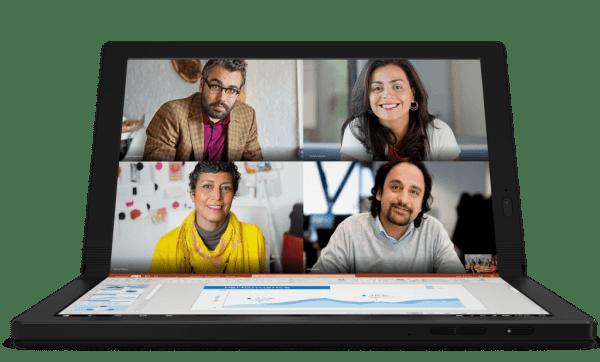 Lenovo ThinkPad X1 Fold – pierwszy na świecie składany komputer