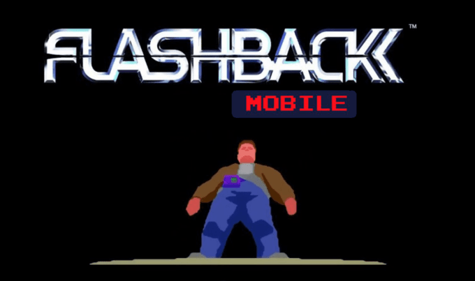 """Flashback Mobile"" gra mobilna"