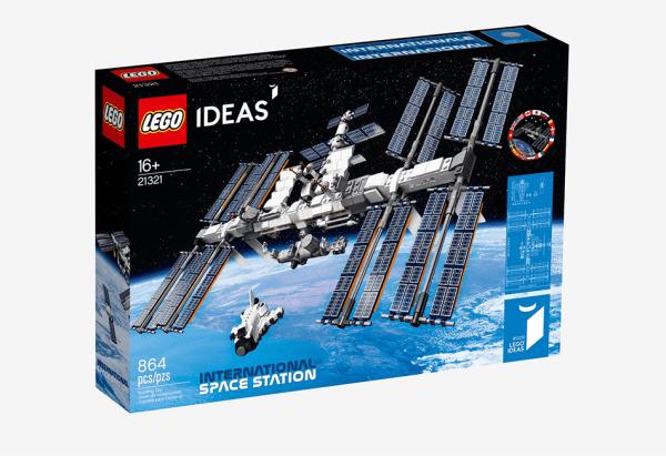 Międzynarodowa Stacja Kosmiczna z klocków LEGO już 1 lutego