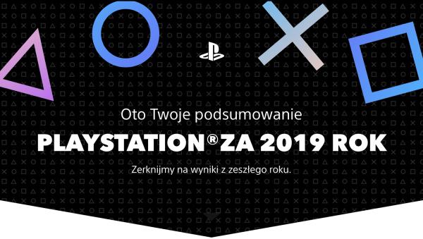 Sprawdź swoje podsumowanie 2019 roku na Playstation®