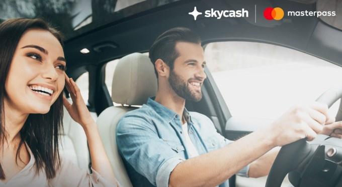 Promocja na przejazdy autostradą A1 z aplikacja Skycash i kartą Mastercard