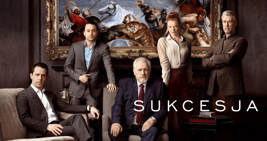 """Sukcesja"" serial HBO"