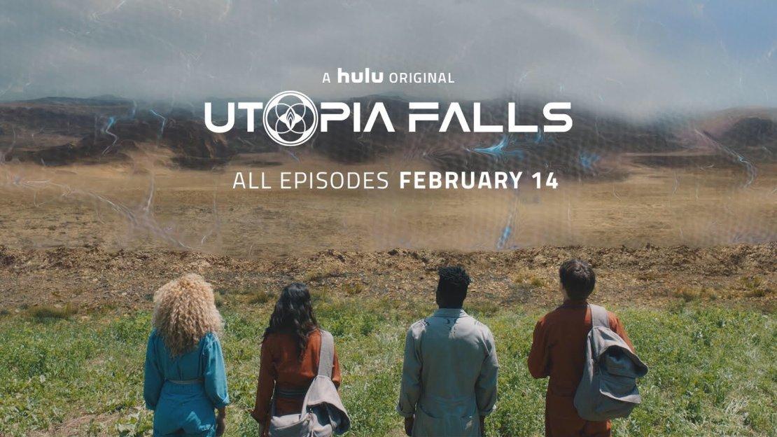 Utopia Falls (hulu 2020)