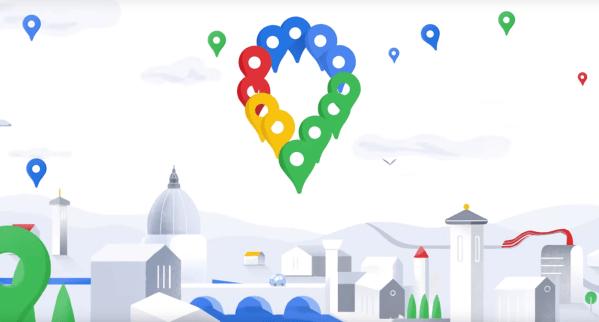 Mapy Google obchodzą 15 urodziny!