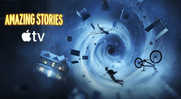 "Zwiastun nowego serialu ""Amazing Stories"" od Apple TV+"