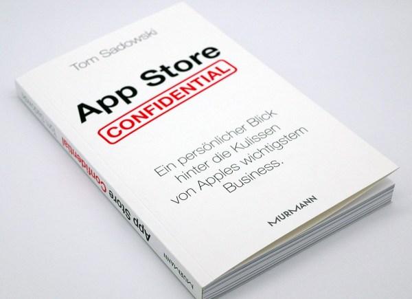 """Apple chce zakazać sprzedaży książki """"App Store – Confidential"""""""