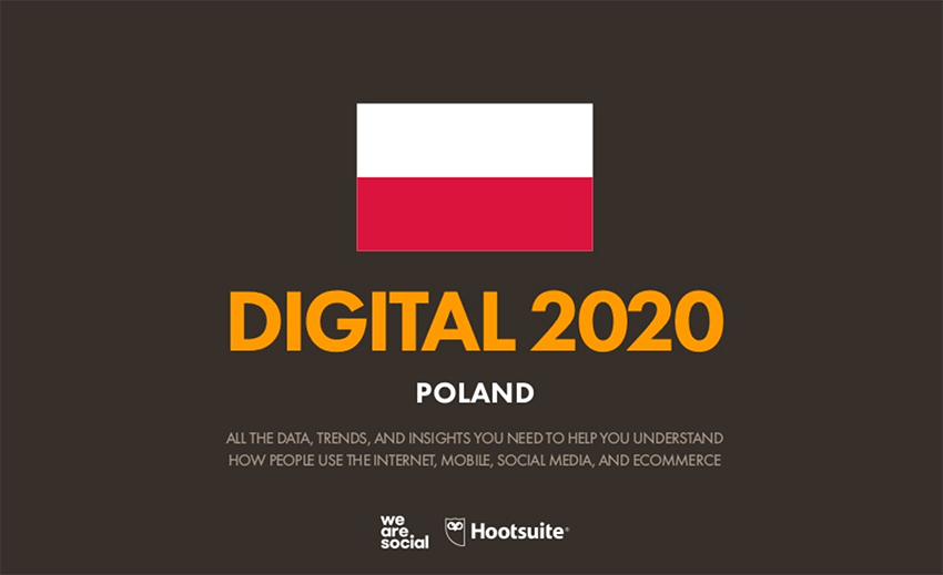 DIGITAL 2020: Poland