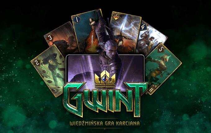 Zwiastun z datą premiery gry Gwint – wiedźmińska gra karciana