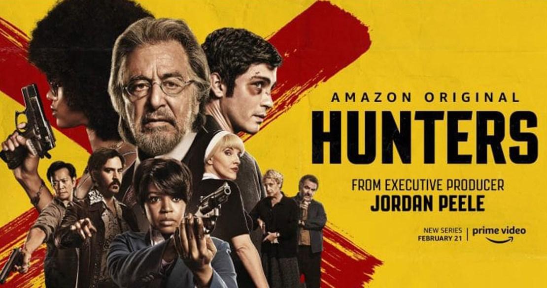"""Hunters"" serial Amazon Original (2020)"