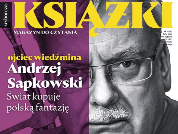 """Nowy numer magazynu """"Książki"""" już 11 lutego w kioskach!"""