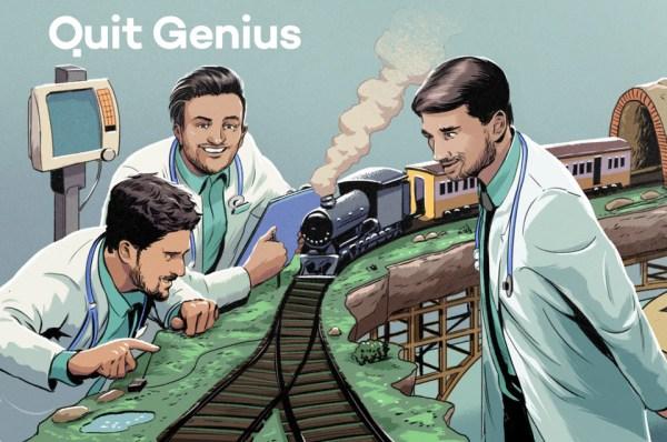 """""""Quit Genius"""" stworzyli lekarze, którzy wyciągną Cię z nałogu"""
