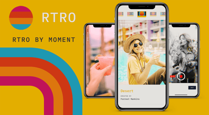 RTRO by Moment App