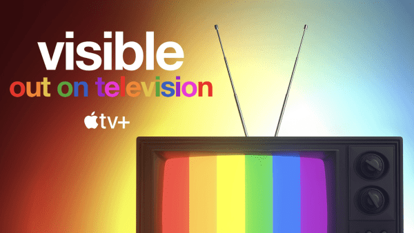 "Serial dokumentalny LGBTQ  ""Visible: Out on TV"" dostępny na Apple TV+"