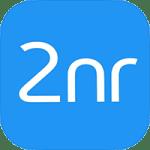 """Ikona aplikacji """"2nr – Darmowy Drugi Numer"""""""