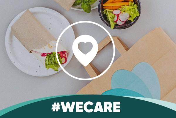 #WeCare – akcja Too Good To Go wspierająca lokalne firmy w kryzysie