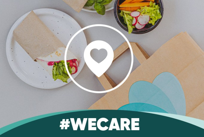To Good To Go #WeCare