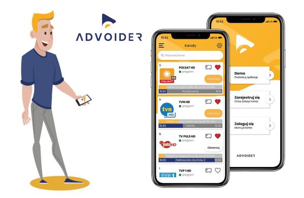 """Aplikacja """"Advoider Lite"""" dostępna za darmo dla wszystkich"""