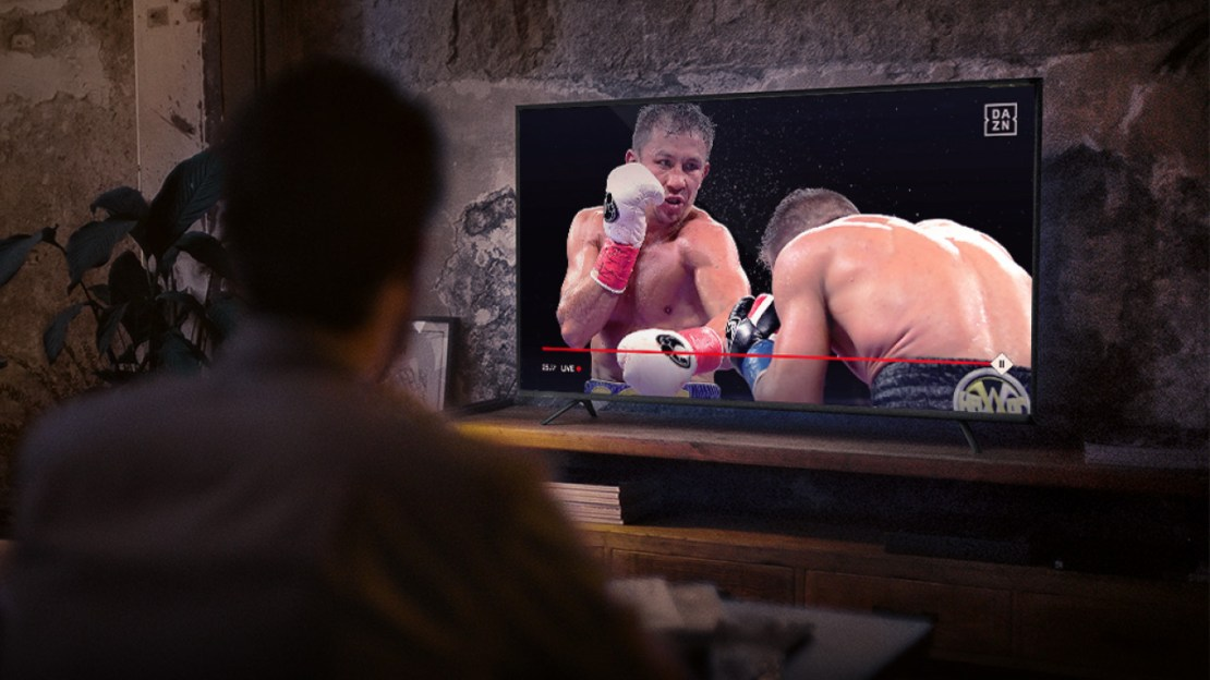 DAZN - sport streaming TV