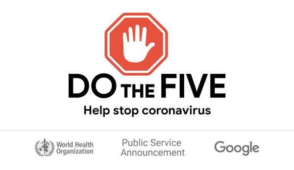 Google opracowuje witrynę informacyjną o koronawirusie z rządem USA