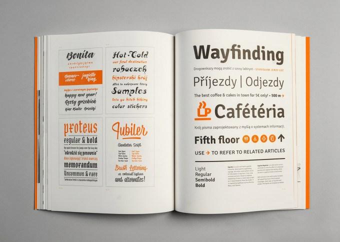 Dydaktyka typografii. Uczyć litery / uczyć literą - fragment