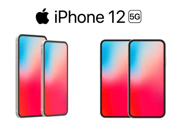 Ciekawy koncept iPhone'a 12 z obsługą 5G i bez notcha