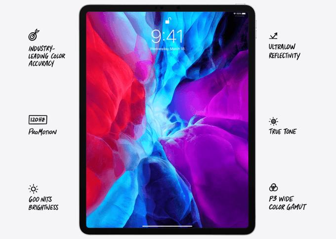 Cechy nowego iPada Pro (marzec 2020)