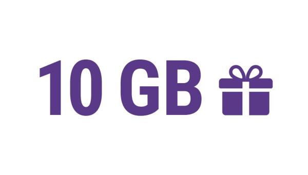Play daje swoim klientom dodatkowy bezpłatny pakiet 10 GB