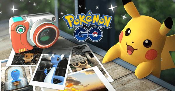 Pokemon GO - Pikachu