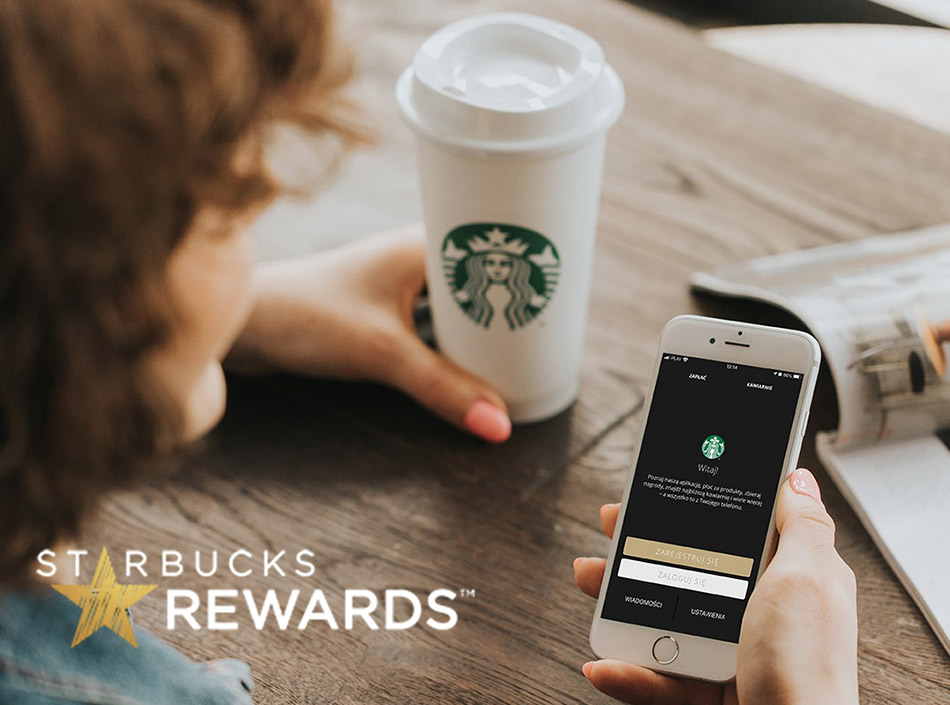 Starbucks Rewards – promocja kubek wielokrotnego użytku
