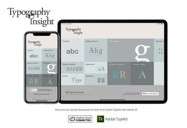 """Typography Insight"" odmieni Twój sposób myślenia o literach"
