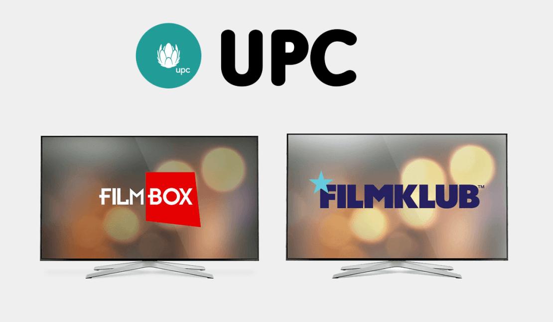 FilmBox i FILMKLUB dla abonentów UPC