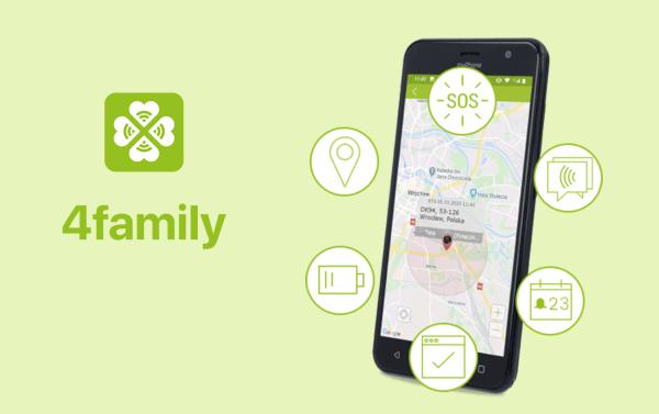 mPTech udostępnił aplikację 4family