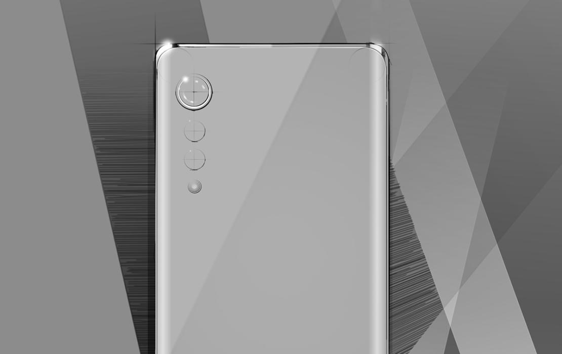 Nowy design smartfona LG na 2020 rok