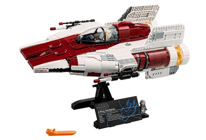 Myśliwiec A-Wing StarFighter (LEGO)