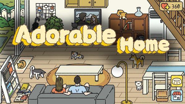 """Stwórz dom swoich marzeń w """"Adorable Home"""""""