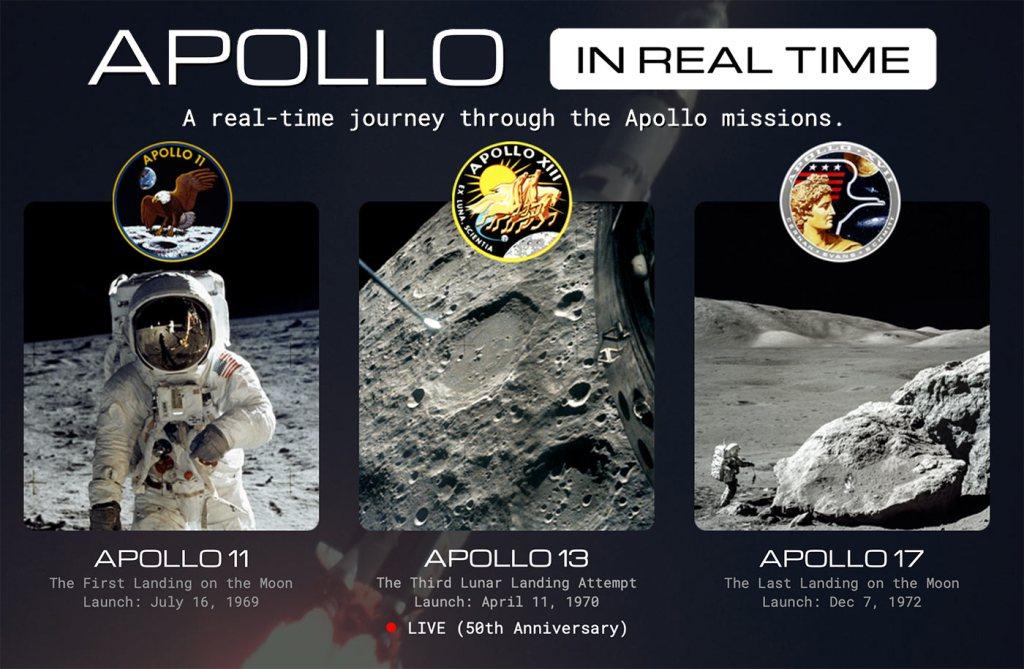Apollo 13 in Real Time - transmisja z okazji 50. rocznicy misji