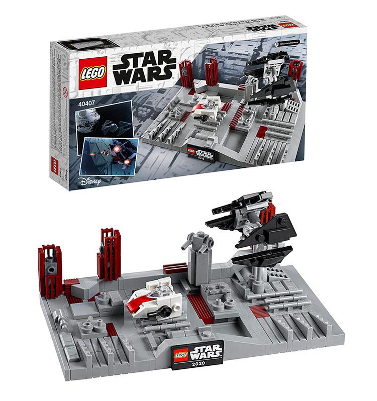 Bitwa o Gwiazdę Śmierci II (LEGO - bezpłatny zestaw)